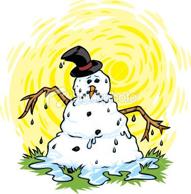 Melting Snowman 171 Medford Public Schools