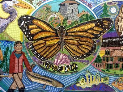 AMS mural