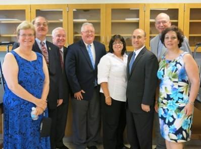 School Committee members