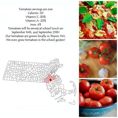 tomato collage by Marc and Owen