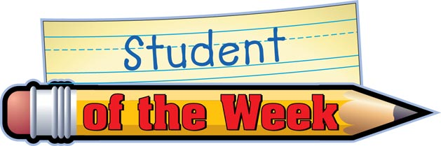 Image result for student of the week images