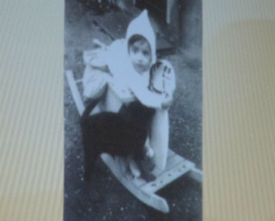 Holocaust survivor Jack Trompetter