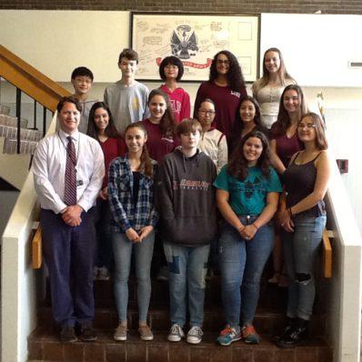 Scholastic Writing Award Winners