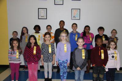 conduct and citizenship award winners