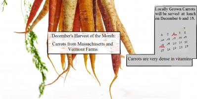 Carrot Harvest of the Month