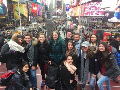 touring New York